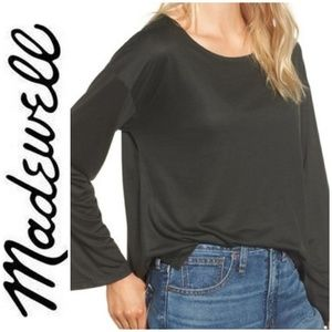 🎀 3/$25! Madewell Libretto Wide Long Sleeve